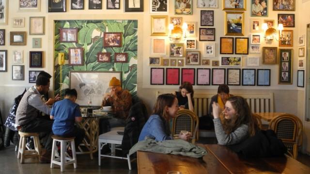 """´Golden Girls""""-Café in New York"""