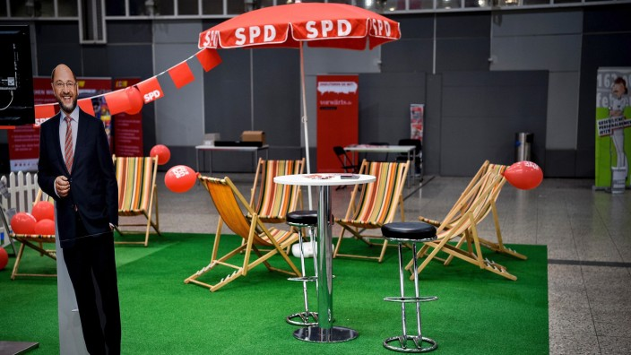 Ahead of the SPD Party Convention in Dortmund