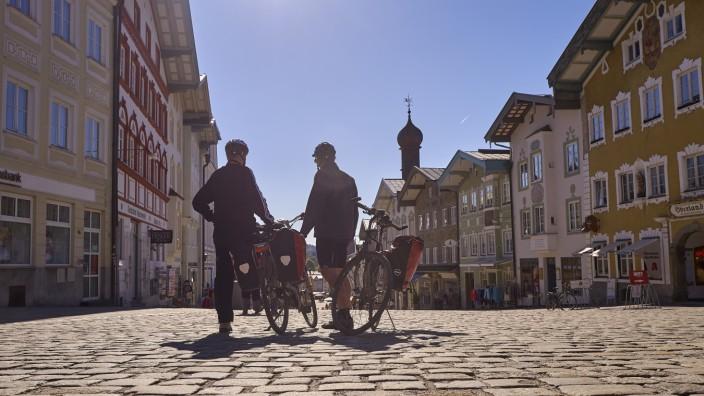 Tourbesprechung Tölzer Marktstrasse