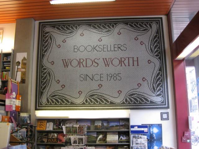 Words' Worth Buchhandlung