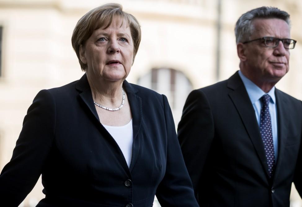 Totenmesse für Altkanzler Helmut Kohl