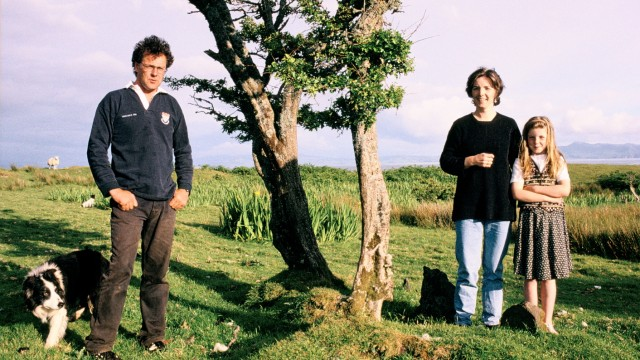 UK - Scotland - The Hebridean Isle of Eigg