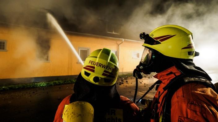 Landtag zu Feuerwehr