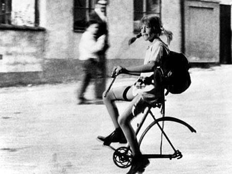 """Inger Nilsson im Film """"Pippi außer Rand und Band"""""""