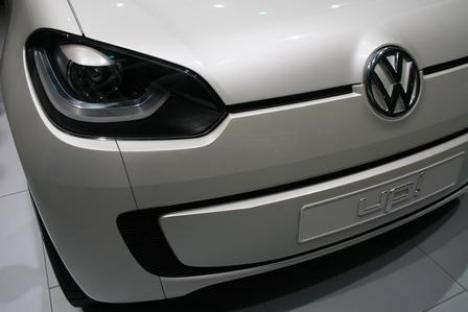 VW Up! / Toyota iQ