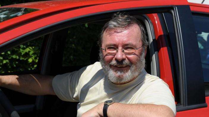 Reden wir über...: Klaus Breind, der vor 25 Jahren mit Freunden eine Car-Sharing-Initiative gründete.