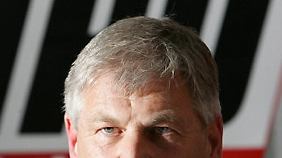 NPD und Iran: NPD-Chef Udo Voigt will 2009 in den Bundestag.