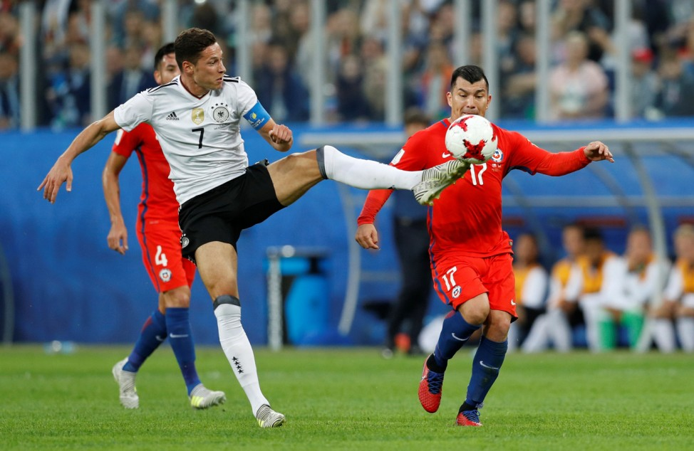 Chile v Germany - FIFA Confederations Cup Russia 2017 - Final