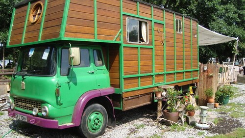 House Box Wohnwagen