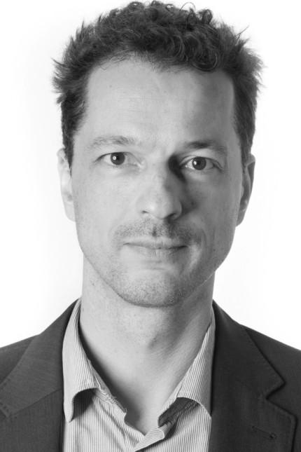 Außenansicht: Kai Möller, 42, unterrichtet Recht an der London School of Economics.