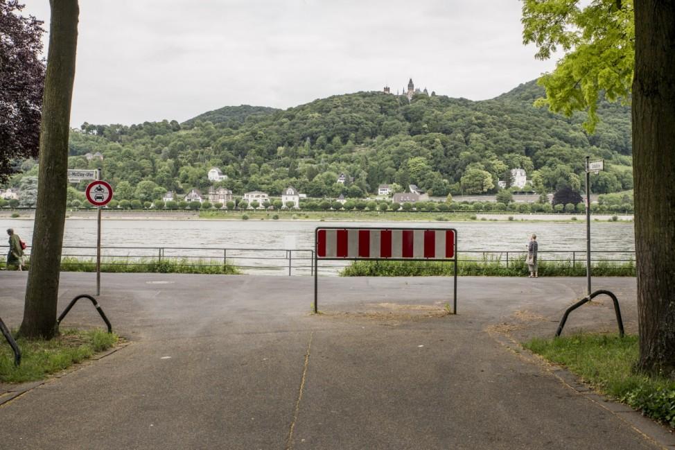 Schlossallee: Fotoserie für Volo-Ausgabe