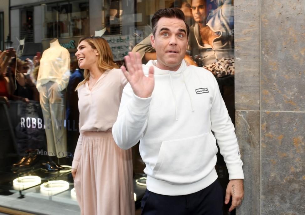 Robbie Williams in München