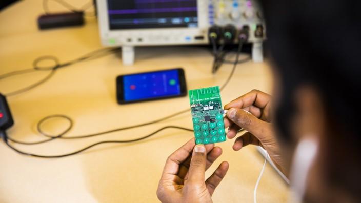 Das batterielose Handy der Universität Washington