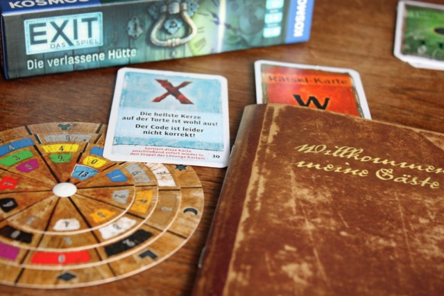 EXIT: Das Spiel