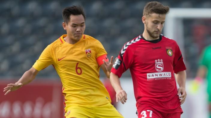 SG Sonnenhof Grossaspach - U20 Nationalmannschaft China