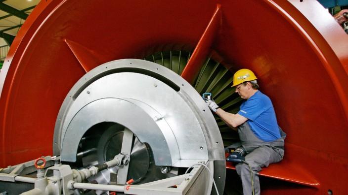 Maschinenbau verzeichnet 2007 Jahr der Rekorde