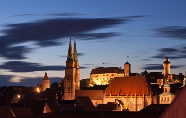 """´Drehort des Jahres"""" Nürnberg"""