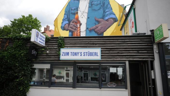 "Lebensgefühl: ""Zum Tony´s Stüberl"" in Giesing"