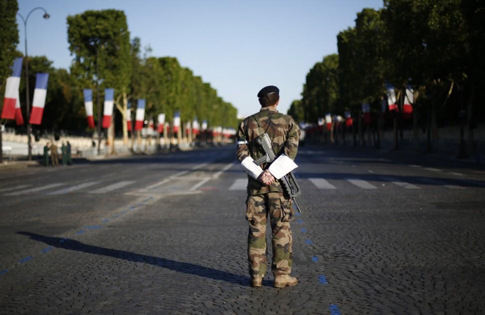 Nationalfeiertag in Frankreich