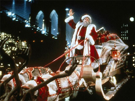 Santa Claus; dpa