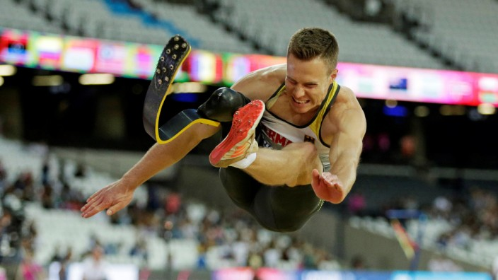 IAAF World ParaAthletics Championships