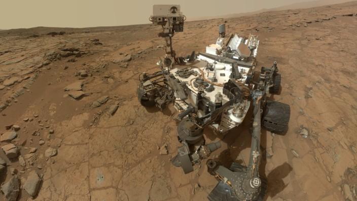 """Mars - Marsrover ´Curiosity"""""""