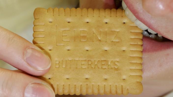 Bahlsen-Keks Produktion