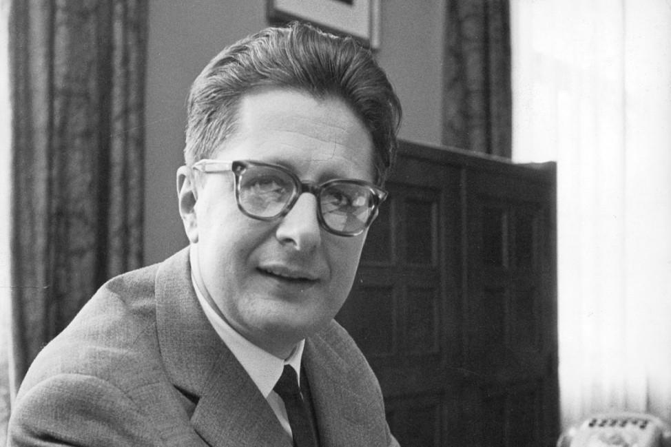 Hans-Jochen Vogel, 1964