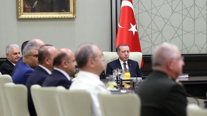 Nationaler Sicherheitsrat der Türkei