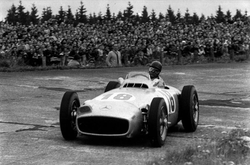 GP von Europa, Nürburgring, 1954