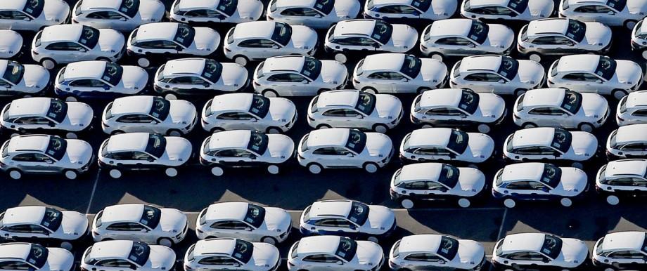Jedes siebte deutsche Auto in neuen Ländern gebaut