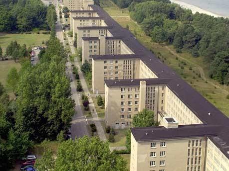 Architekturüberraschungen auf Rügen, ddp