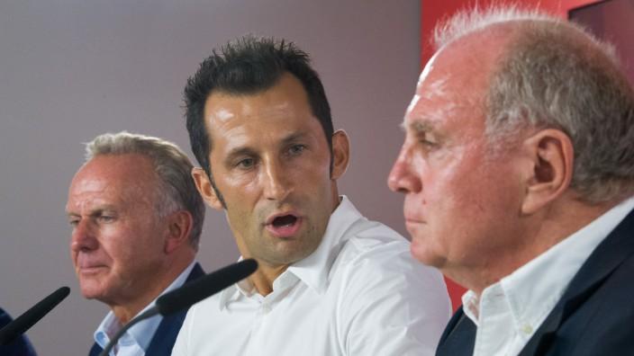 Hasan Salihamidzic neuer Sportdirektor beim FC Bayern