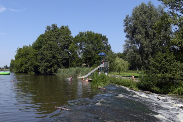 Flussfreibad Oettingen