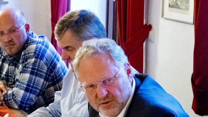 SPD Grafing zu bezahlbarem Wohnraum für Normalbürger