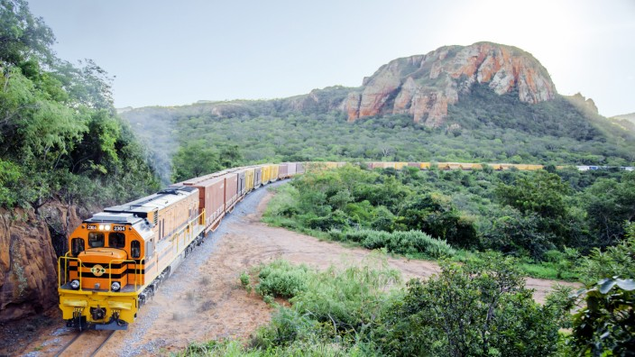 'Ozean-Zug' in Südamerika