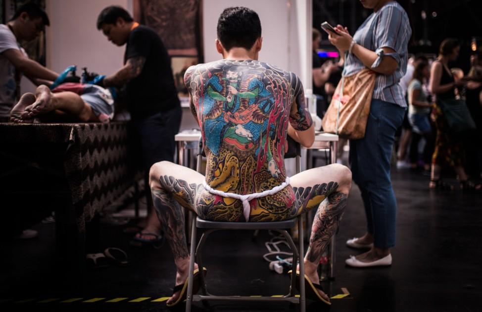 Tattoo Convention Berlin