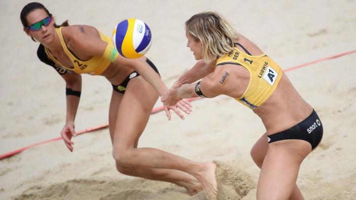 Beach volleyball Beachvolleyball FIVB World Championships 2017 VIENNA AUSTRIA 05 AUG 17 BEACH V