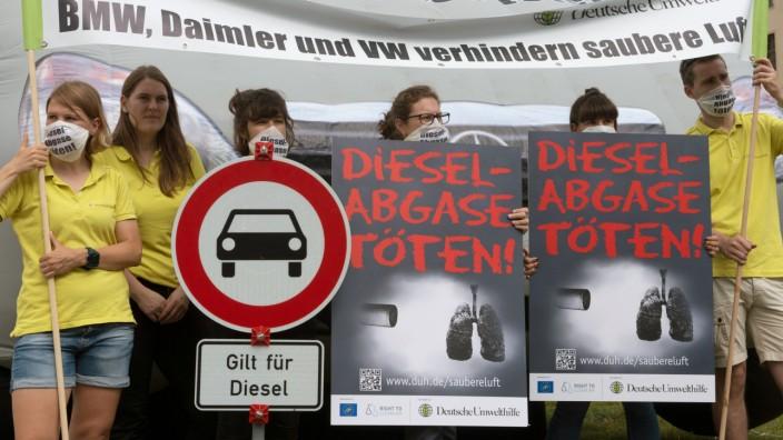Diesel-Gipfel