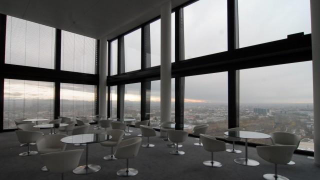 Hochhaus des Süddeutschen Verlags in München, 2008
