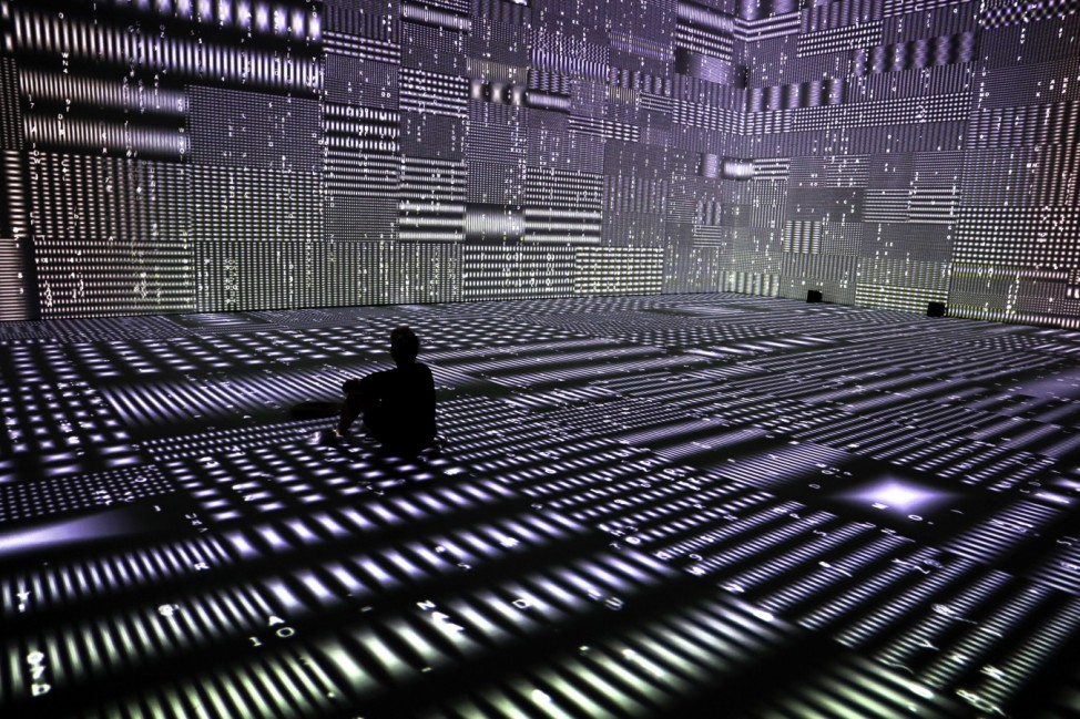 Ausstellung 'The Future of Today' in Peking