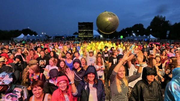 Utopia Island Festival in Moosburg, 2016