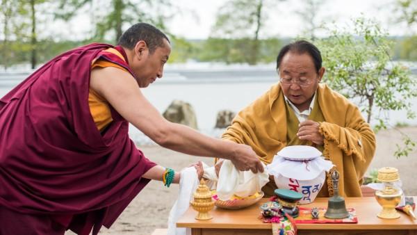 """Buddhistisches Zentrum ´Sukhavati"""" eröffnet"""