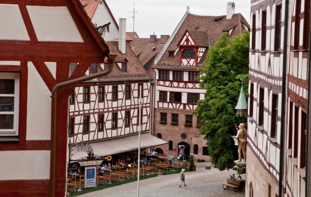 Dürer-Schau entfacht Interesse an Nürnbergs Burgviertel