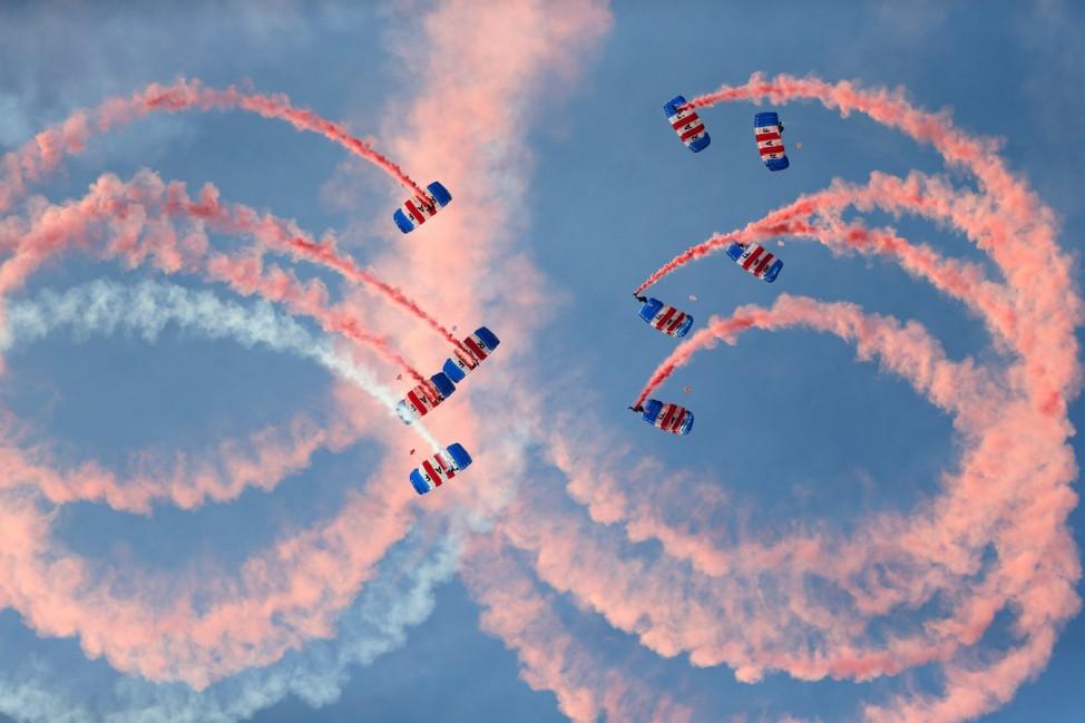 Royal Air Force Fallschirmspringer