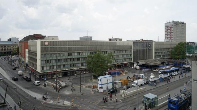 Vom Hauptbahnhof bis ins Lehel: undefined