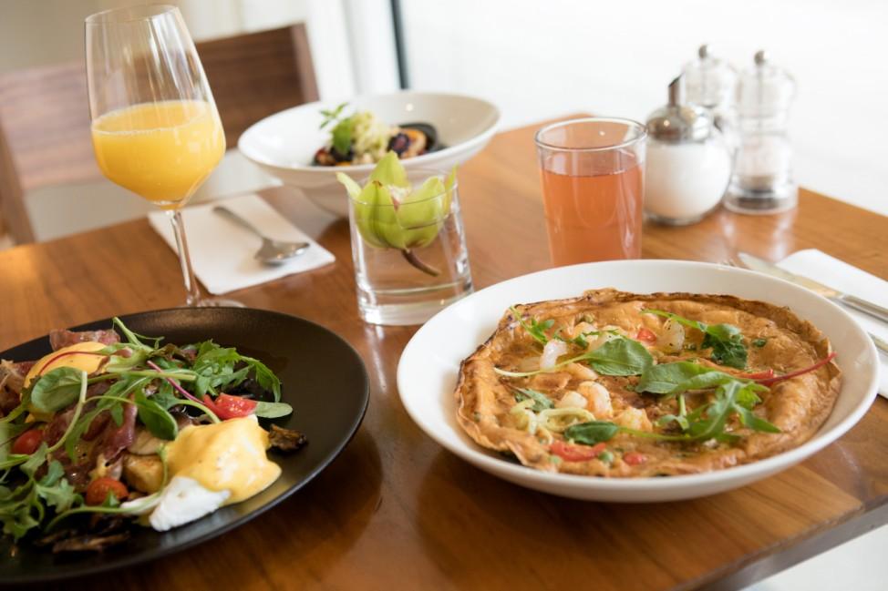 Frühstück Café Ella im Lenbachhaus
