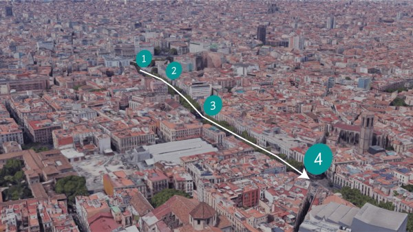 Teaser Barcelona Terror Grafik