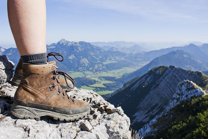 Aiplspitz-Gipfel