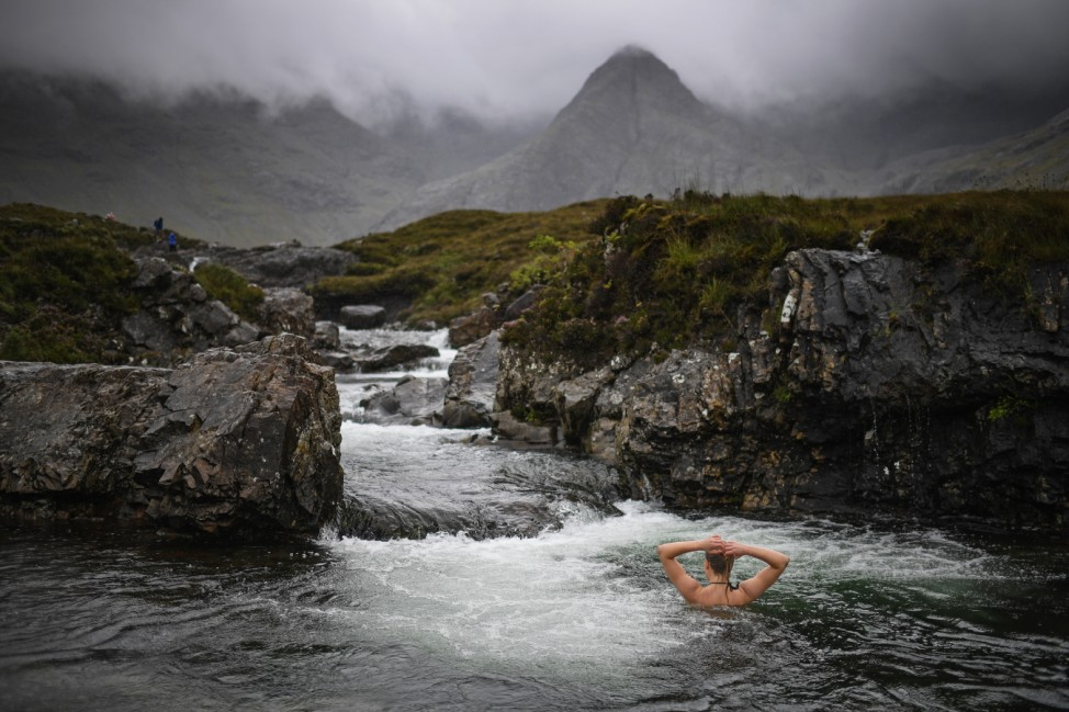 The Isle Of Skye Overwhelmed By Tourism Surge